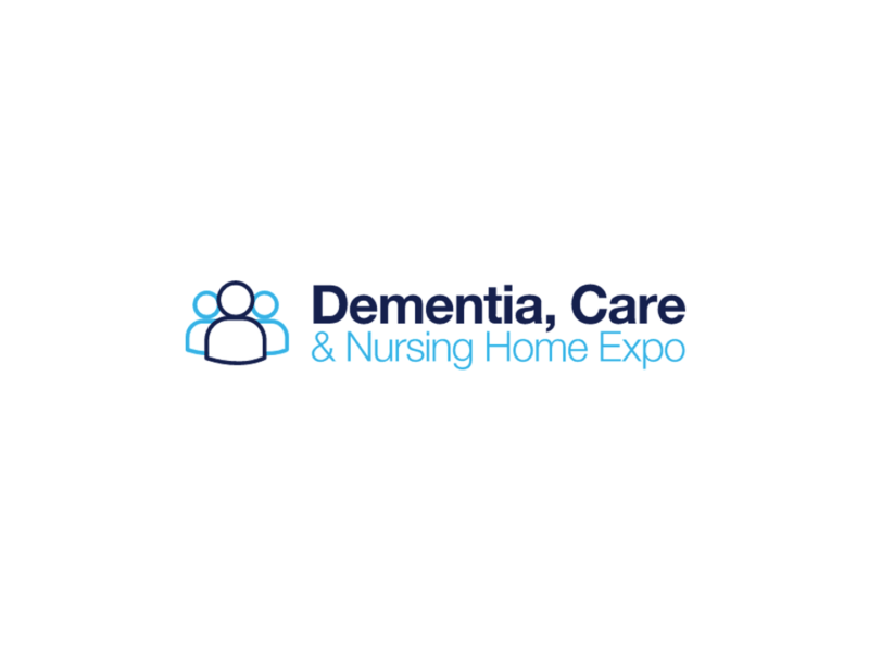 Dementia, Care & Nursing Home Expo event logo