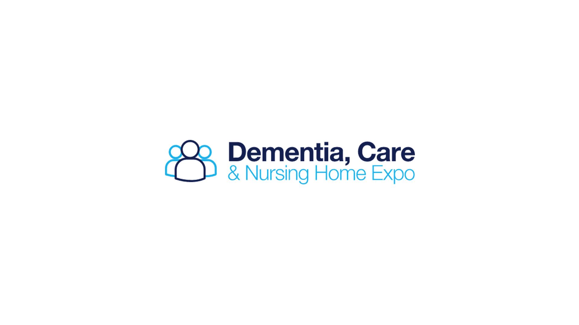 Dementia, Care & Nursing Home Expo event logo