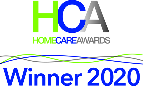 Home Care Awards Winner 2020 logo