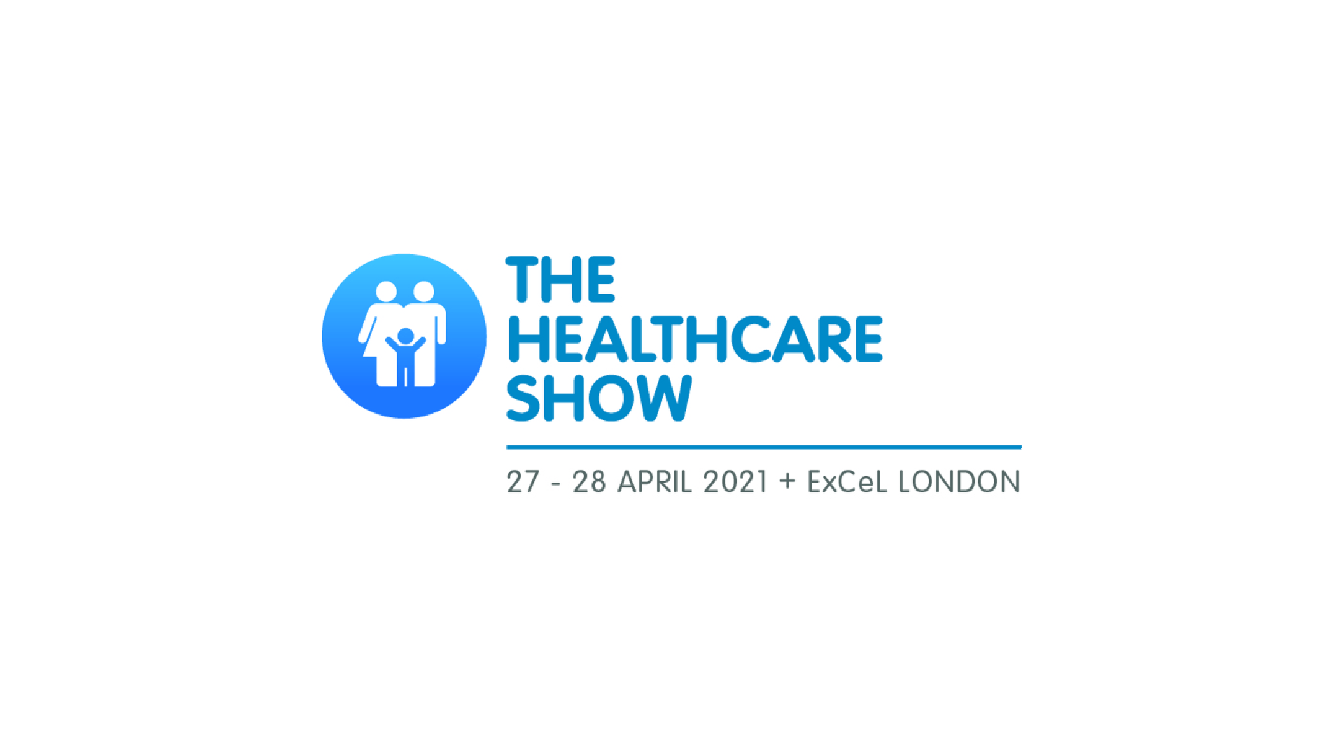 The Healthcare Show event logo