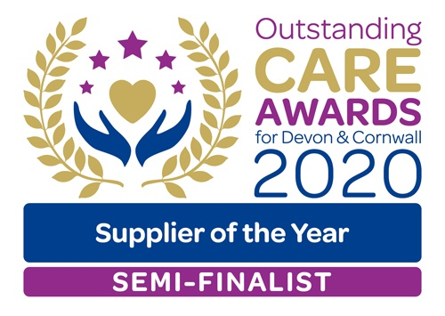Outstanding Care Award 2020 Semi-Finalist logo