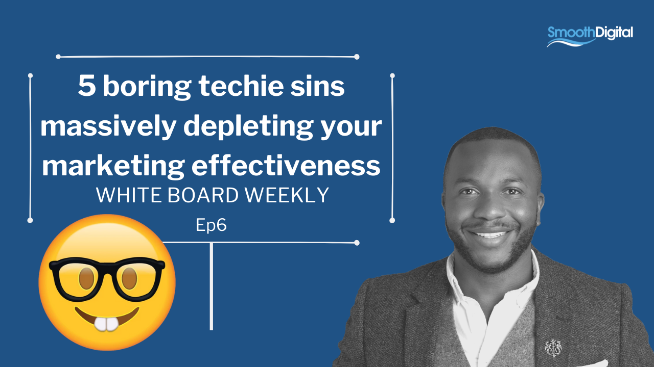 5 Boring Techie Things Which Massively Hinder Your Online Marketing Effectiveness