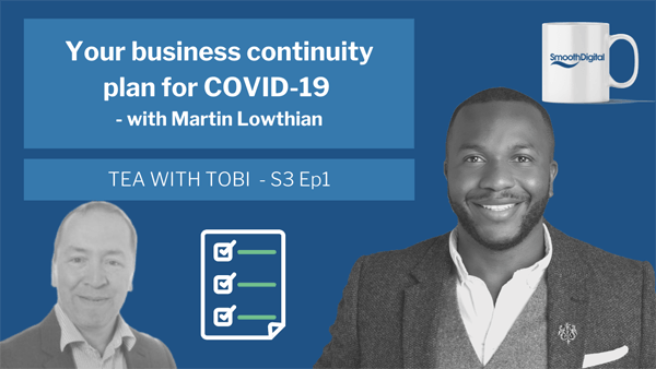 What Should You Include In Your Business Continuity Plan For COVID-19