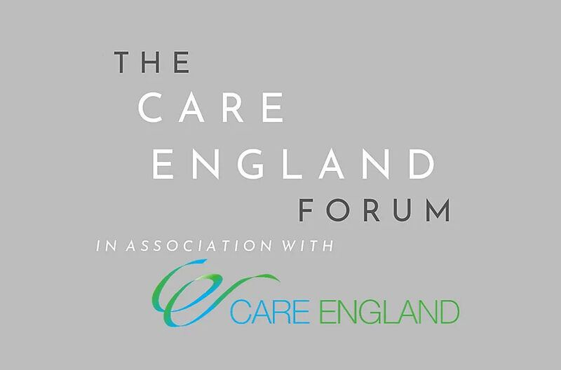 The Care England Forum event logo