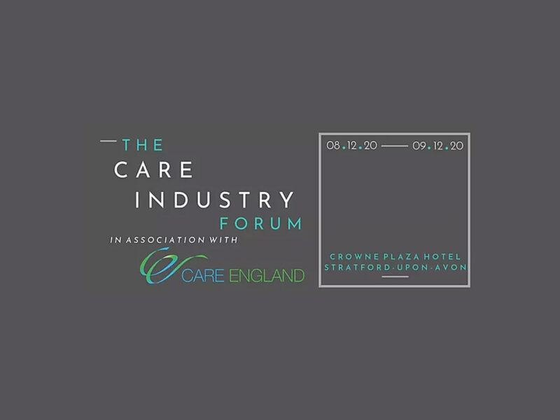 The Care Industry Forum event logo