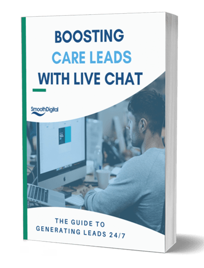Boosting Care Leads with Live Chat