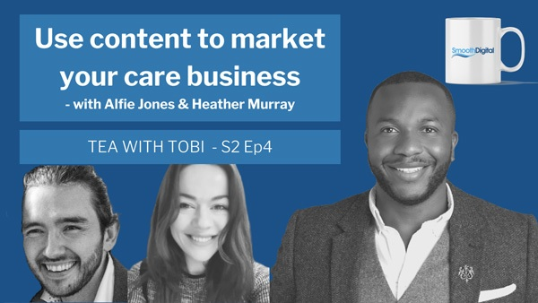 How To Use Content To Market Your Care Business