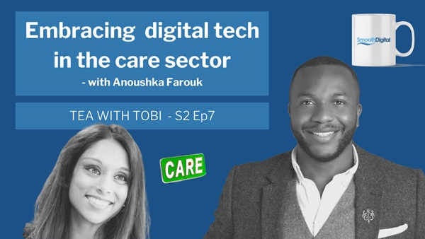 Embracing Digital Technology In The Care Sector