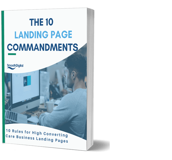 The 10 Landing Page Commandments ebook