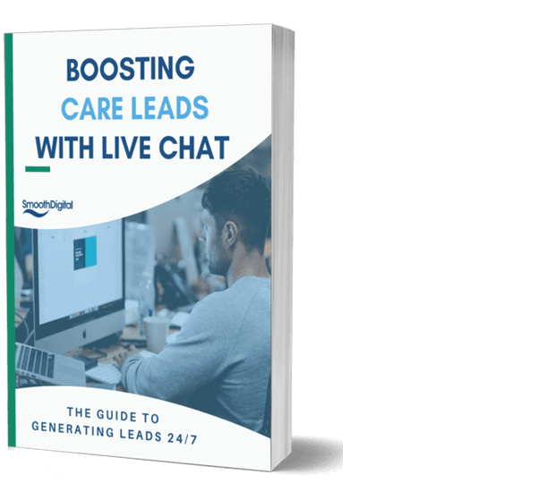 Boosting Care Leads With Live Chat guide